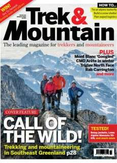 Trek & Mountain – March 2016