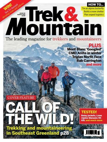 Trek & Mountain – March 2016