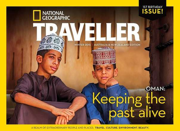 National Geographic Traveller Australia and NewZealand Winter 2015
