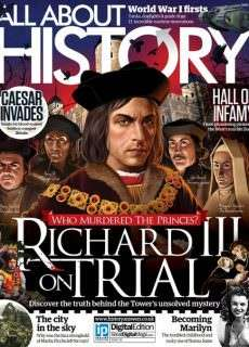 All About History – Issue 28, 2015