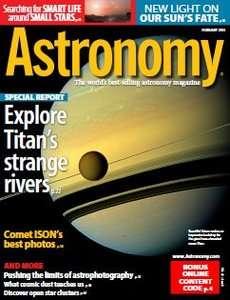 Astronomy – February 2014