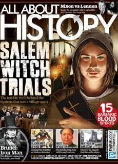 All About History Issue 36 – 2016