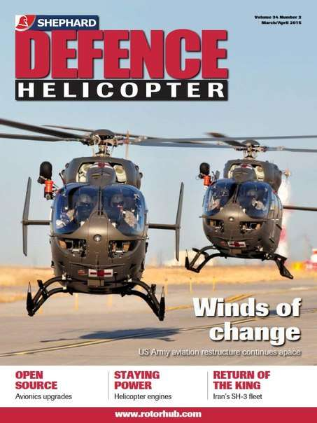 Defence Helicopter – March/April 2015