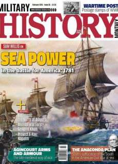 Military History Monthly – February 2016 UK