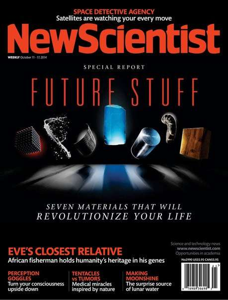 New Scientist – 11 October 2014