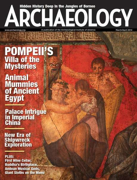 Archaeology – March/April 2014