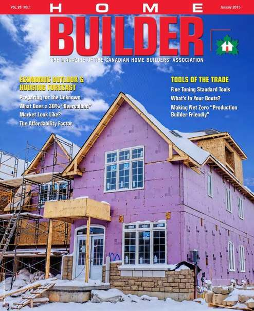 Home Builder – January/February 2015