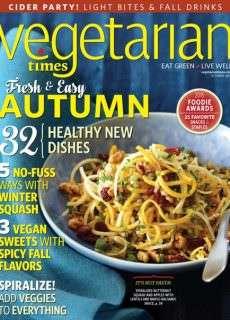 Vegetarian Times – October 2015