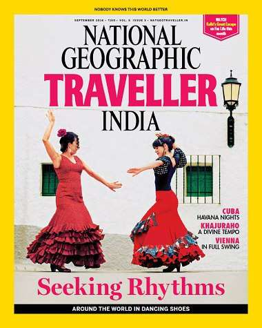 NEW: National Geographic Traveller India – September 2016