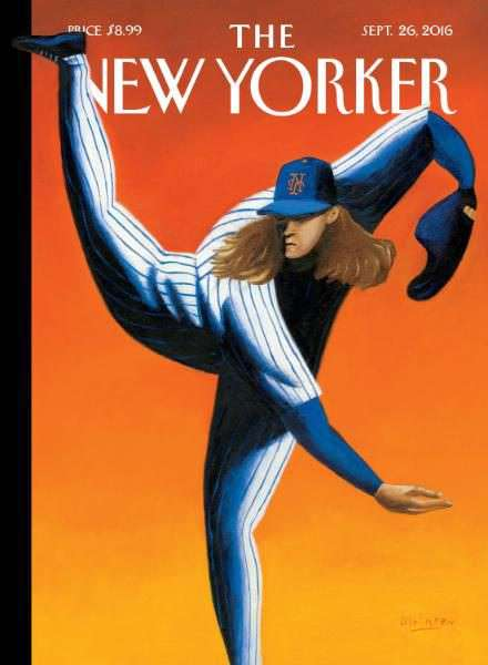 The New Yorker (September 26 – August 29, 2016)