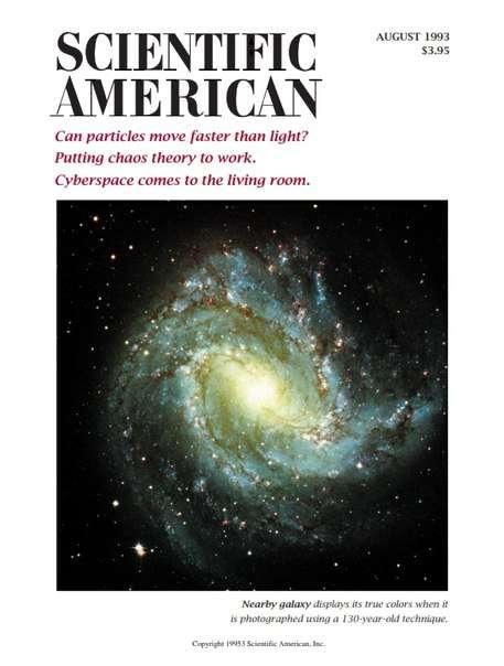 Scientific American – August 1993