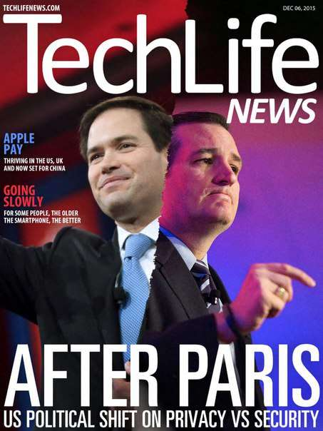 Techlife News – December 6 2015