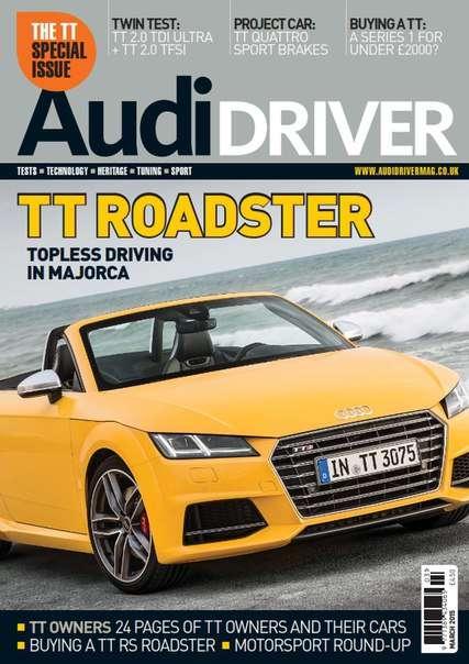 Audi Driver – March 2015