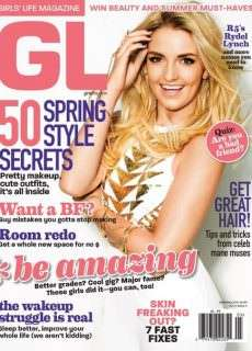 Girls' Life – April-May 2015