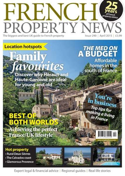 French Property News – April 2015