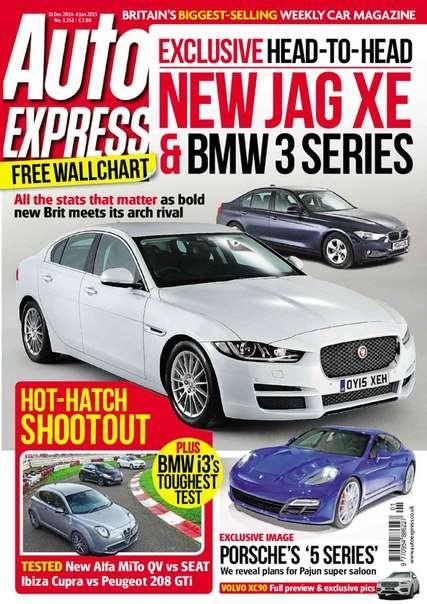 Auto Express – December 31 201 – Auto Express