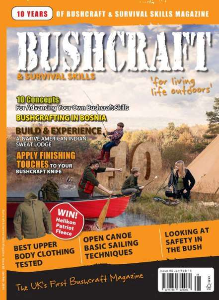Bushcraft & Survival Skills – February 2016
