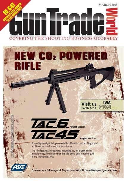 Gun Trade World – March 2015