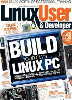 Linux User & Developer 161 – 2016 UK