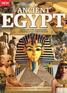 All About History Book Of Ancient Egypt – 2015 UK