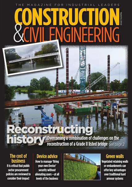 Construction & Civil Engineering – Issue 115 – April 2015)