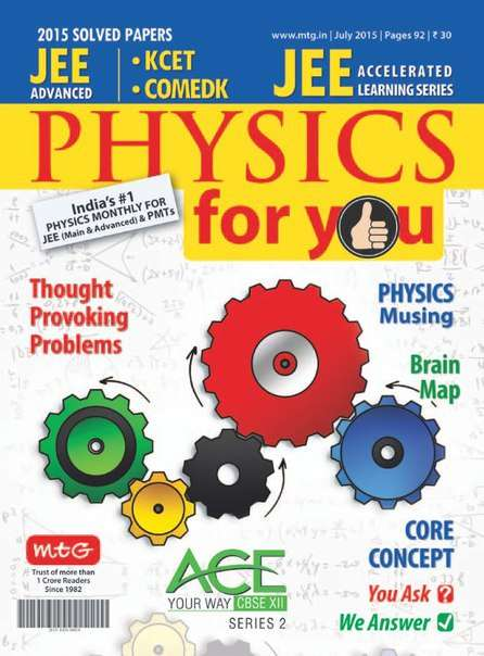 Physics For You – July 2015