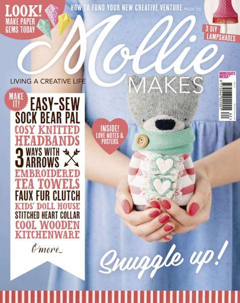 Mollie Makes Issue 62
