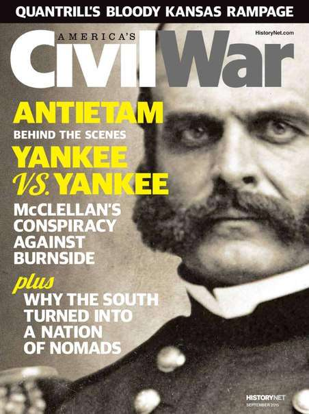Americas Civil War – September 2015
