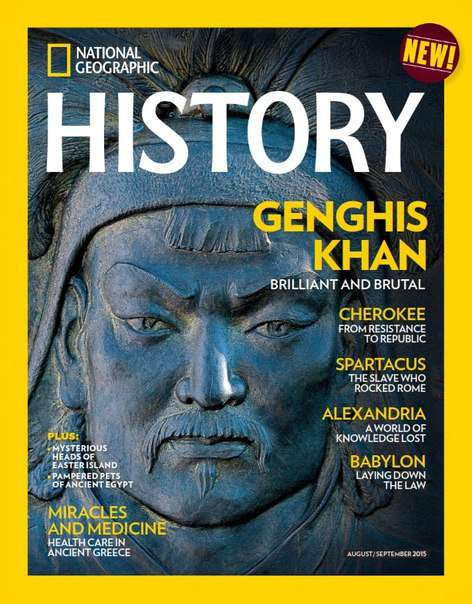 National Geographic History – September 2015 USA