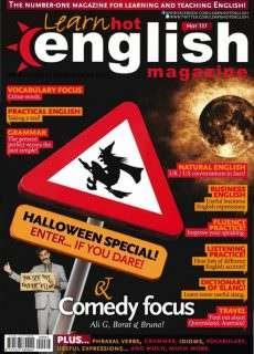 Hot English 137 – October 2013