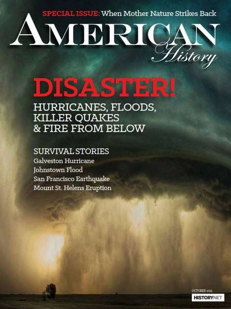 American History – October 2015 USA