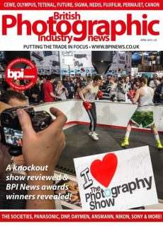 British Photographic Industry News – April 2015
