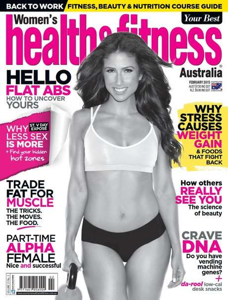 Women 39 s Health & Fitness – February 2015