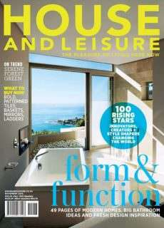 House and Leisure – November 2015