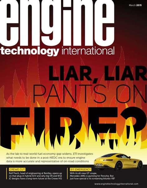 Engine Technology International – March 2015