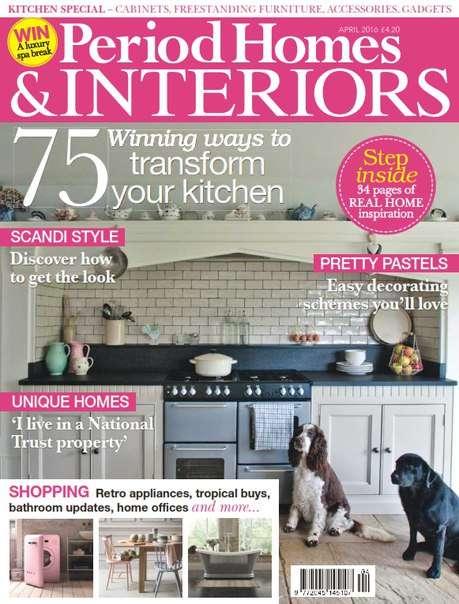 Period Homes U0026 Interiors December 2014 · British Period Homes U2013 April 2016