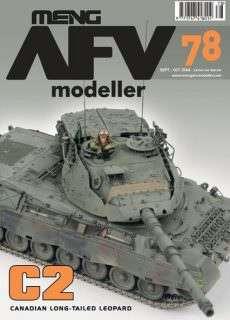 Meng AFV Modeller Issue 78 September/October