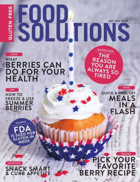 Food Solutions Magazine – July 2015