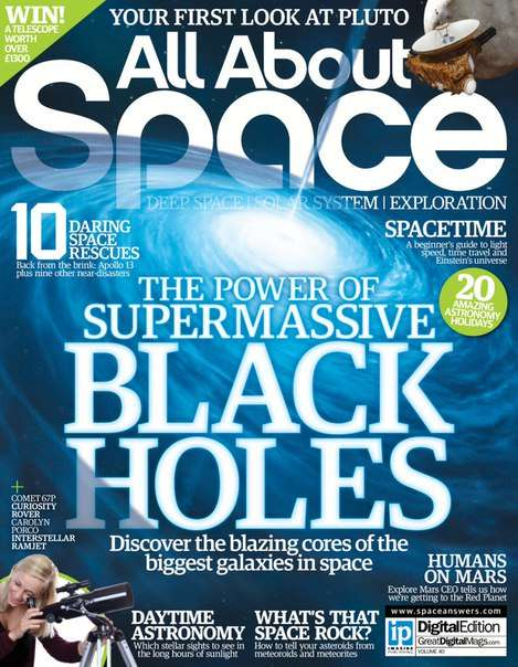 All About Space – Issue 40  2015