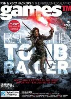 GamesTM Issue 164 – 2015 UK