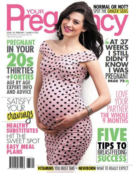 Your Pregnancy – February/March 2015
