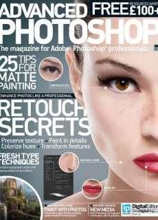 Advanced Photoshop – Issue 132 2015