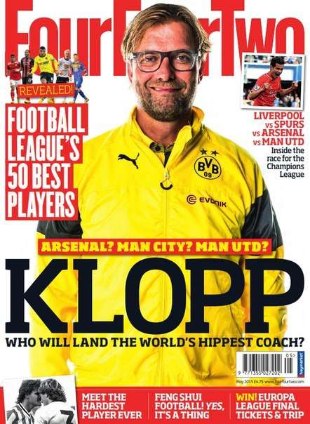 Four Four Two – May 2015