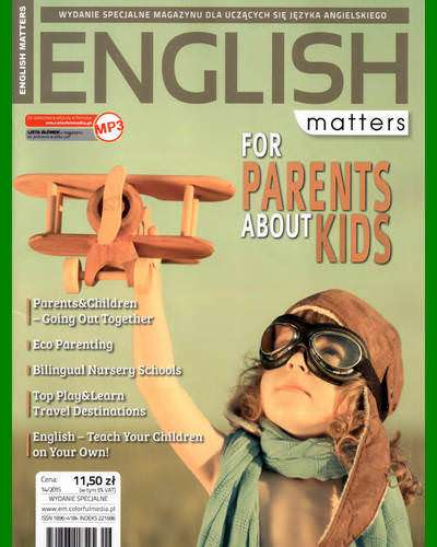 English Matters Magazine – Special Edition 14