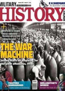 Military History Monthly – January 2016