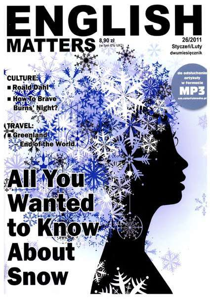 English Matters Number 26 2011 January/February