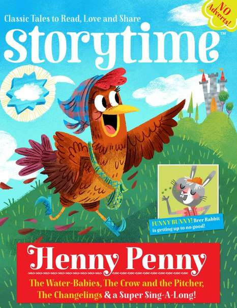 Storytime – March 2016