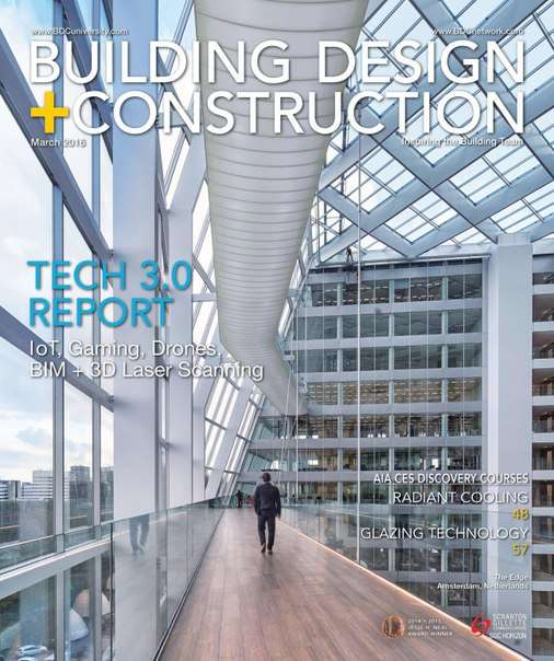 Building Design Construction – March 2016