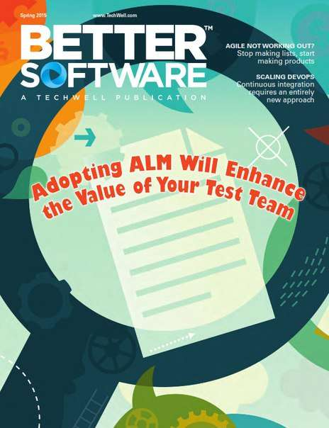 Better Software – 2015 Spring