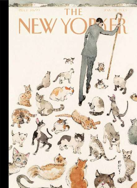 The New Yorker – January 21, 2013